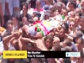 [25 July 2014] Israeli troops kill 2 more Palestinians in West Bank - English