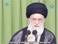 [English Sub] Belief in Imam Mahdi (a.s.) is part of world view of religions Ayatullah Khamenei 2014