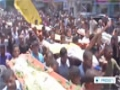 [27 July 2014] Palestinians in Jerusalem al-Quds not happy for Eid Al-Fiter due to Israeli aggression - English