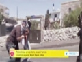 [01 Aug 2014] Palestinian protester shot dead during pro-Gaza rally in Tulkarem - English