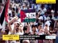 [03 Aug 2014] More rallies held around world against Israeli onslaught on Gaza - English