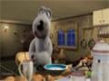 [18] Animated Cartoon Bernard Bear - The Month - All Languages