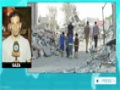 [13 Aug 2014] About 1960 Palestinians killed, over 10,000 injured in Israeli attacks - English