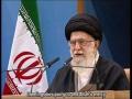 Aytullah Khamenei- Establishment of Islamic civilization would help bring happiness to humanity(English Sub)
