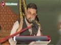 [ذکرِ امامِ زمانہ عج] Marsiya : Rabita - Shaer-e-Ahlebait Qamar Husnain - 07 Aug 2014 - Urdu