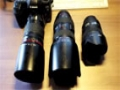 [How To use Canon Camera 135mm] F2 L USM Lens - English