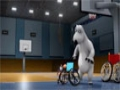 [22] Animated Cartoon Bernard Bear - Basketball Wheels - All Languages