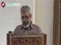 [سیمینار : معرفت امام زمانہ] Speech : Br. Rashid Ahed - 15 June 2014 - Urdu