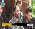 [23 Aug 2014] Captive Lebanese troops appear in al-Nusra video - English