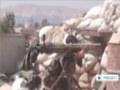 [29 Aug 2014] [Rush footage] Syrian jets bomb insurgents in Jobar district for 2nd day - English