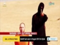 [02 Sep 2014] Graphic video: ISIL terrorists behead second american journalist - English
