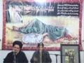 [Majlis] H.I Bahauddini - ہدف اصل قیامِ امام حسین علیہ السلام - Urdu And Persian