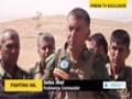 [08 Sep 2014] Kurdish Peshmerga frees strategic mountain, town from ISIL grip - English