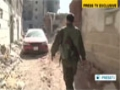 [07 Oct 2014] Exclusive: Syrian army regained town of Dukhania near Damascus - English