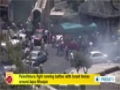 [08 Oct 2014] Palestinians, Israelis clash at al-Aqsa Mosque - English