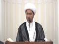 حديث الجمعة الموضوع الأول: التغييرات في العلاقات الإقليمية - Arabic