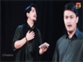 [02] Muharram 1436 - Ashiq E HussainAm(a.s) - Asif Raza - Noha 2014-15 - Urdu