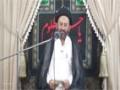 [02] Muharram 1436 - تجدیدِ عزاداری | Tajdeed e Azadari - H.I Muhammad Ali Taqvi - Urdu