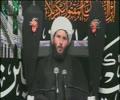 [06] Muharram 1436 2014 - Sheikh Hamza Sodagar - English