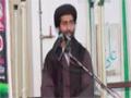 [06] Muharram 1436 - Zindagi-ae-Ahlebait (A.S) - Maulana Syed Arif Hussain Kazmi - Part 02 - Urdu