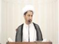 حديث الجمعة لسماحة الشيخ علي سلمان 24 اكتوبر 2014 - Arabic