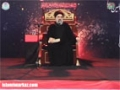 [09] Muharram 1436 2014 Qayam-e-Imam Hussain (A.S) Ka Makki Marhalah - Ustad Syed Jawad Naqavi - Urdu