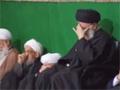 [مداحی جناب آقای انسانی - حسینیه امام خمینی ۱۴۳۶ [محرم 1436 - Farsi