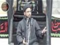[09] Muharram 1436 2014 - Agaze Karbala Say Injame Karbala Tak - H.I Zaigham Rizvi - Urdu