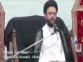 [03] Muharram 1436 - Islamophobia - Maulana Zaki Baqri - Urdu