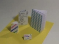 Origami Booklet English
