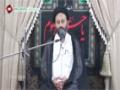 [03] Muharram 1436 - تجدیدِ عزاداری | Tajdeed e Azadari - H.I Muhammad Ali Taqvi - Urdu