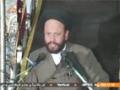 {01} [Majlis e Aza] Muharram 1436 - Dars e Karbala | درسِ کربلا | H.I Zaki Baqri - India - Urdu