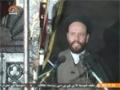 {03} [Majlis e Aza] Muharram 1436 - Dars e Karbala | درسِ کربلا | H.I Zaki Baqri - India - Urdu