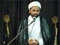 [03] 13 Muharram 1436 - Ashura-e-Meraaj-e-Ishq - Maulana Akhtar Abbas Jaun - Urdu