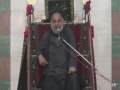 [02] 13 Muharram 1436 - Qaumon per Azab-e Ilahi ke asbab | عذاب الہی کے اسباب - H.I Hassan Zafar Naqvi -
