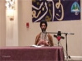 [30th Annual Conference held by the Muslim Group of USA and Canada] Speech : Sayyid Sulayman Hasan - Dec 2013 - English