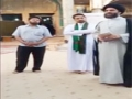 [Spiritual Journey to Iraq] Shrine of Meesam e Tammar - H.I Ali Raza Rizvi - June 2014 - Urdu & English