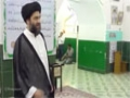 [Spiritual Journey to Iraq] Wadi us Salam (Part 01) - H.I Ali Raza Rizvi - June 2014 - Urdu & English