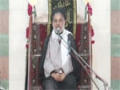 [09-Last] 20 Muharram 1436 - Qaumon per Azab-e Ilahi ke asbab | عذاب الہی کے اسباب - H.I Hassan Zafar Naq