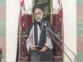[08] 19 Muharram 1436 - Qaumon per Azab-e Ilahi ke asbab | عذاب الہی کے اسباب - H.I Hassan Zafar Naqvi -
