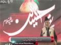 [یوم حسین ع] Speech : Senator Abbas Kumaili - 18 November 2014 - Karachi University - Urdu