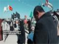 محطات الاستفتاءات الشرعية في زيارة أربعين - Arabic