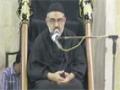 [02] 02 Safar 1436 - تاریخِ بنی اسرائل اور عصرِ حاضر - H.I Murtaza Zaidi - IRC Karachi - Urdu