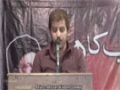 [یوم حسین ع] Salam : Br. Zahid Nagri - 30 November 2014 - Urdu University - Urdu