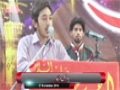 [یوم حسین ع] Salam : Abuzar Zaidi - 27 November 2014 - Jinnah Medical University - Urdu