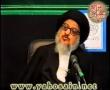 Ayatullah Syed Ali Melani - Lecture 1 (Part 2 of 2) - Arabic