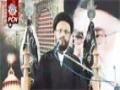 [Majlis-e 72 Taboot] 12 Muharram 1436-14 - Shahadat Imam (A.S) Aur Karbala Ka Maqsad - H.I Zaki Baqri - Urdu