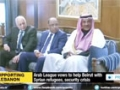 [12 Jan 2015] Arab League vows to help Lebanon with Syrian refugees - English