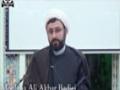 Wafat of Hazrat Abu Talib (A.S) - Moulana Ali Akbar Badiei - January 16, 2015 - English