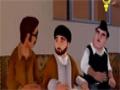 [15] [Animation] فرزندان آفتاب Farzandane Aftab - Farsi